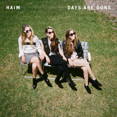 Haim Let Me Go cover art