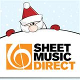 The Sheet Music Direct Christmas Carol Collection 1 (5 songs) sheet music by Traditional