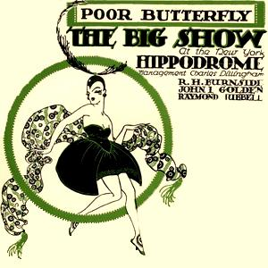 Raymond Hubbell Poor Butterfly cover art