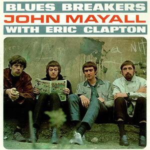John Mayall's Bluesbreakers with Eric Clapton Key To Love cover art