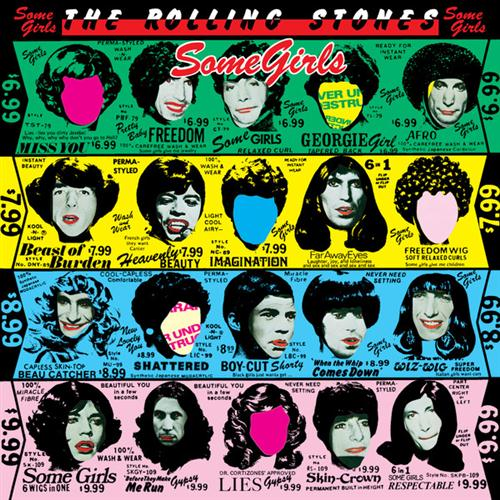 The Rolling Stones Respectable cover art