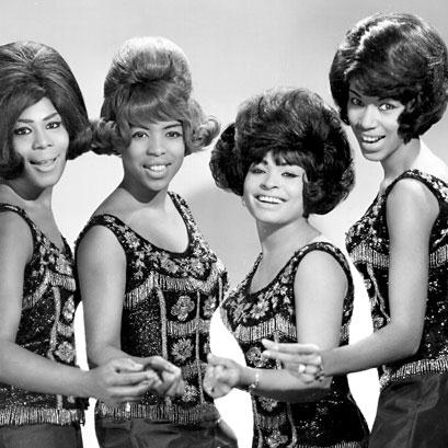 The Marvelettes When You're Young And In Love cover art