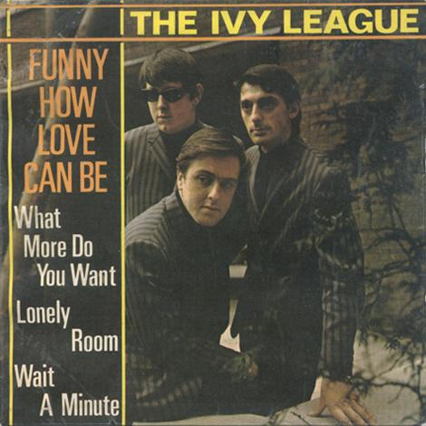 The Ivy League Funny How Love Can Be cover art