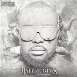 Zombie sheet music by Maitre Gims