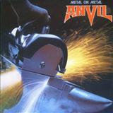 Metal On Metal sheet music by Anvil