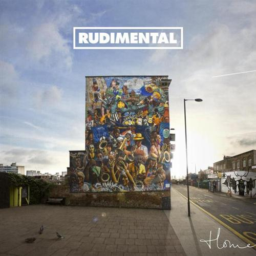 Rudimental Powerless (feat. Becky Hill) cover art