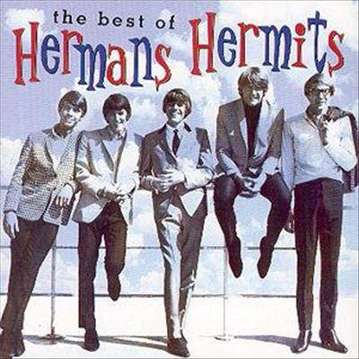 Herman's Hermits Sunshine Girl cover art