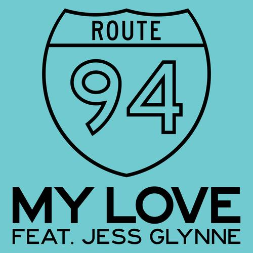 Route 94 My Love (feat. Jess Glynne) cover art