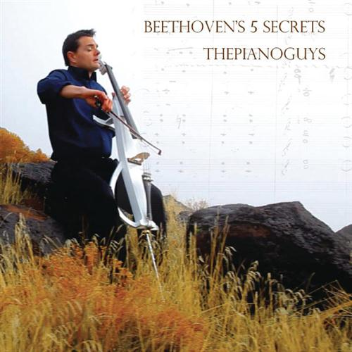 The Piano Guys Beethoven's 5 Secrets cover art