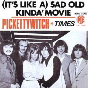 Pickettywitch Sad Old Kinda Movie (It's Like A) cover art