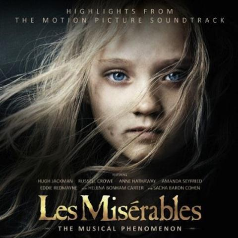 Boublil and Schonberg Stars (from Les Miserables) cover art