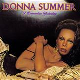 Love's Unkind sheet music by Donna Summer