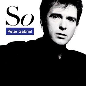 Peter Gabriel Sledgehammer cover art
