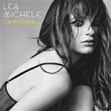 Cannonball sheet music by Lea Michele
