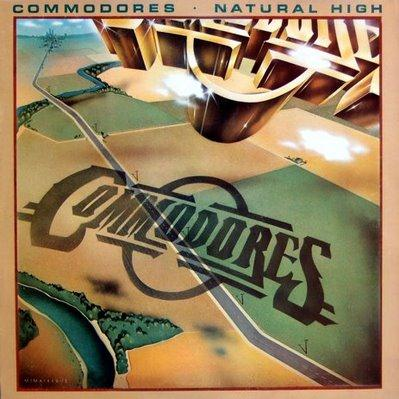Commodores Three Times A Lady cover art