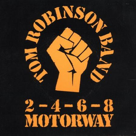 Tom Robinson Band 2-4-6-8 Motorway cover art