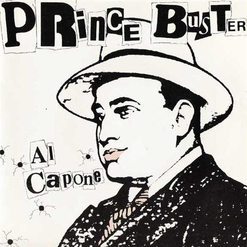 Prince Buster Al Capone cover art