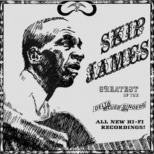 Skip James Devil Got My Woman cover art