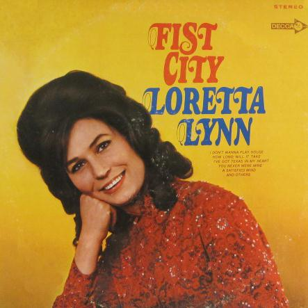 Loretta Lynn Fist City cover art