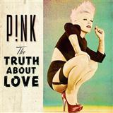 Just Give Me A Reason (feat. Nate Ruess) sheet music by Pink