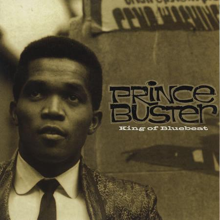 Prince Buster Madness cover art
