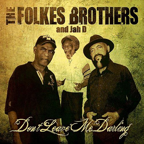 The Folkes Brothers Oh Carolina cover art
