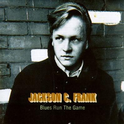 Jackson Frank Blues Run The Game cover art