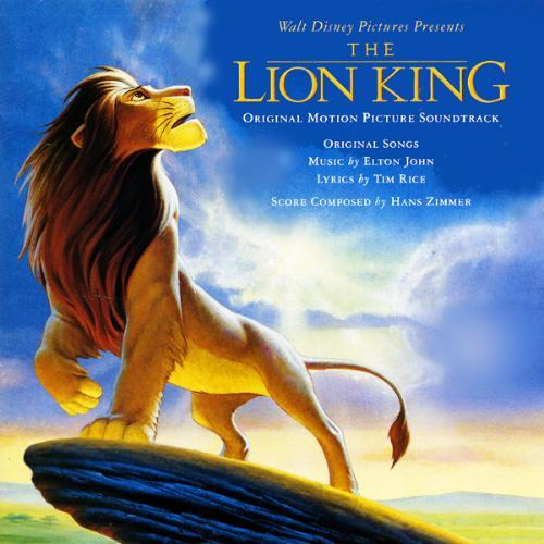 "Elton John Hakuna Matata (from Walt Disney Pictures' ""The Lion King"") cover art"
