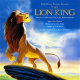 "Hakuna Matata (from Walt Disney Pictures' ""The Lion King"") sheet music by Elton John"