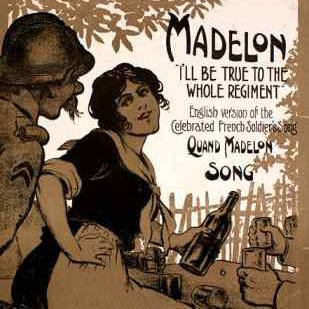 Camille Isidore Robert Quand Madelon cover art