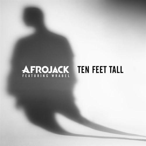Afrojack Ten Feet Tall cover art