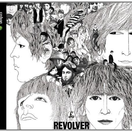 The Beatles Eleanor Rigby cover art