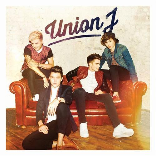 Union J Loving You Is Easy cover art