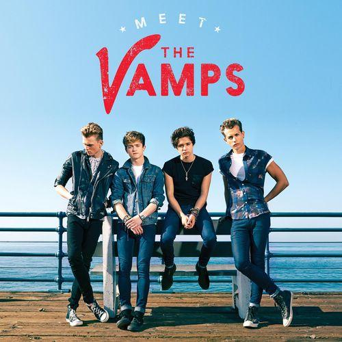 The Vamps Somebody To You (feat. Demi Lovato) cover art