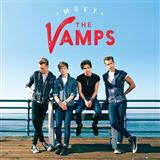 Somebody To You (feat. Demi Lovato) sheet music by The Vamps
