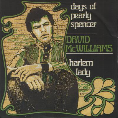 David McWilliams The Days Of Pearly Spencer cover art
