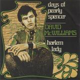 The Days Of Pearly Spencer sheet music by David McWilliams