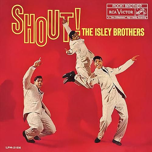 The Isley Brothers Yes Indeed (A Jive Spiritual) cover art