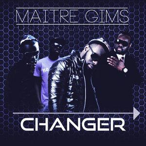 Maitre Gims Changer cover art