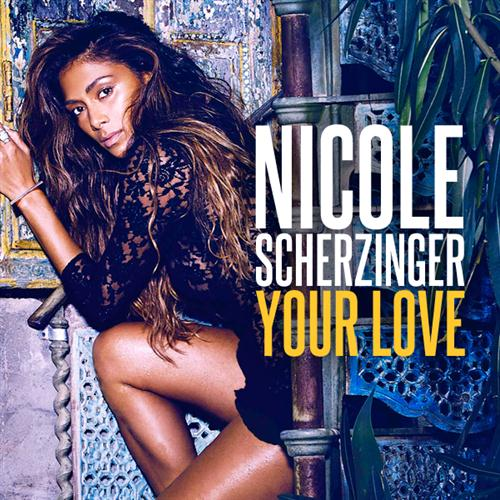 Nicole Scherzinger Your Love cover art