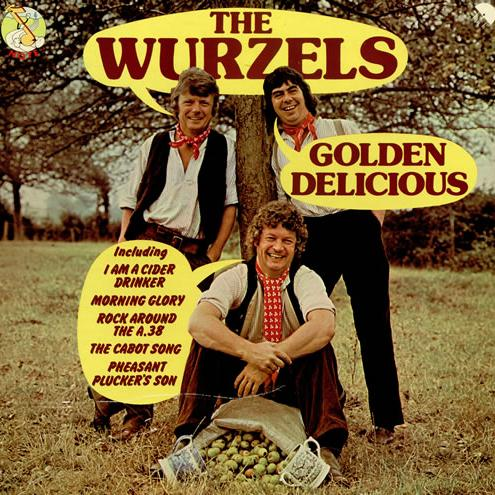 The Wurzels Morning Glory cover art