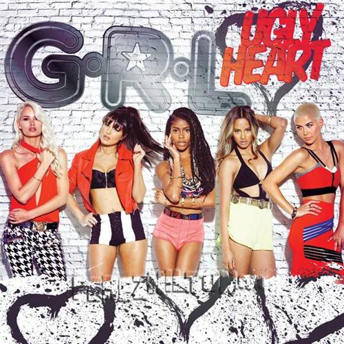 G.R.L. Ugly Heart cover art