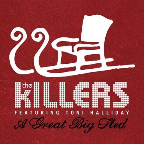The Killers A Great Big Sled cover art