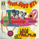 I Am The Walrus sheet music by The Beatles