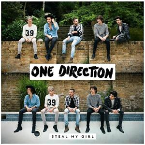 One Direction Steal My Girl cover art