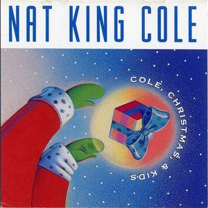 Nat King Cole All I Want For Christmas Is My Two Front Teeth cover art