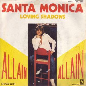 Santa Monica Loving Shadows cover art