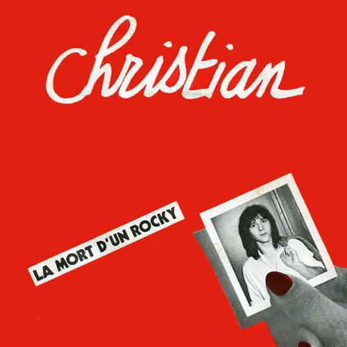 Christian La Mort D'un Rocky cover art