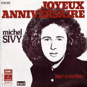 Michel Sivy Mes Cousines cover art
