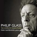 Philip Glass:Etude No. 12